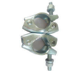 China Galvanized Surface anti rust Scaffolding Swivel Coupler for construction supplier