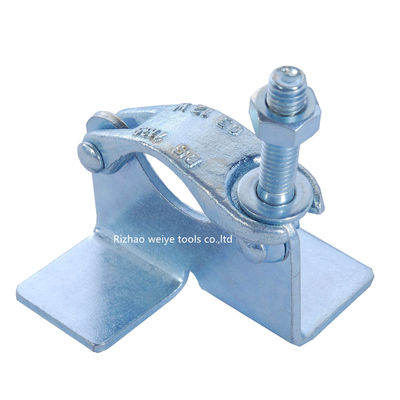 China Standard scaffolding Forged Coupler / Clamp Board Retaining , scaffold putlog supplier