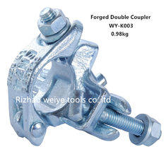 China UK  Double scaffolding couplers T-bolt with flange  nut china company supplier