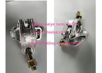 China Drop forged hot galvanized pipe clamps 48.3 EN74 B germany type coupler supplier