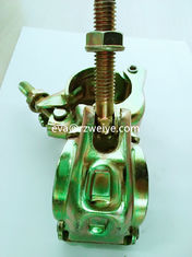 China Japan scaffold coupler 48.6*48.6mm right angle and swivel coupler 0.6kg supplier