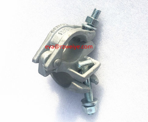 China EN74 B BS1139 Drop Forged Coupler hot galvanized 1kg UK scaffold coupler supplier