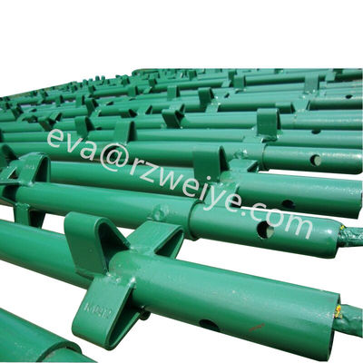 China Hot dip painted Q235 K-stage / kwikstage scaffold components supplier