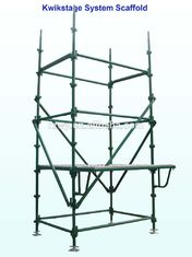 China Painting Kwikstage Scaffolding System , Quick Stage Scaffolding supplier