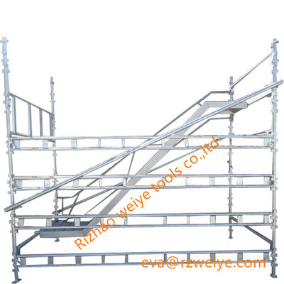 China steel  construction company  for  Haki  scaffolding  system supplier