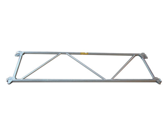 China Europe plus 8  cuplock  scaffolding   guardail 2.0 2.5m for sale supplier