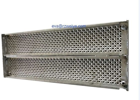 China Haki scaffolding  7.9kg 1314*495*3mm aluminum  plank  for  sale supplier