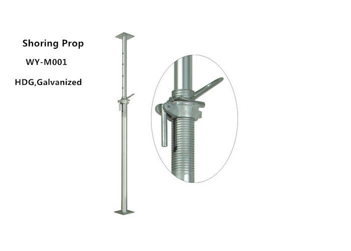adjustable scaffolding props nuts light weight