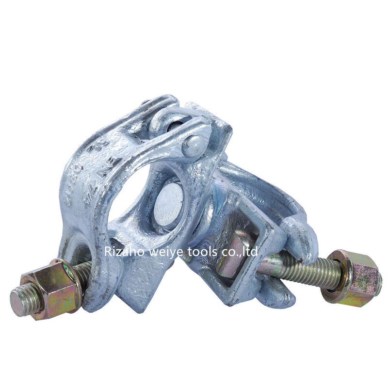 Drop forged scaffolding fixed clamp t bolt scaffold tube
