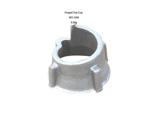 China Forged steel Cuplock Scaffolding System , cuplock scaffolding parts / components distributor