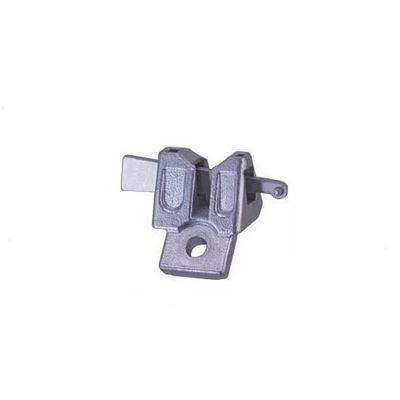 China En74 AS1576 Casting steel ringlock scaffolding System right side brace head distributor