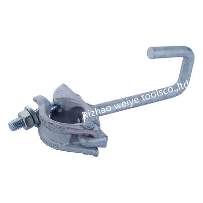 China Hot dip galvanized scaffold ladder clamps 1/2. t bolt 87mm , 23mm nut distributor