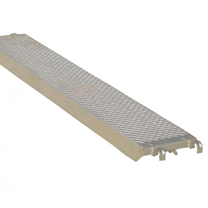 Haki aluminum scaffold baord plank 3050*295mm with lock