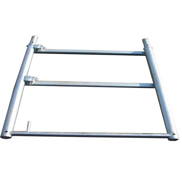 Germany type Frame Scaffolding System steel doors and frames