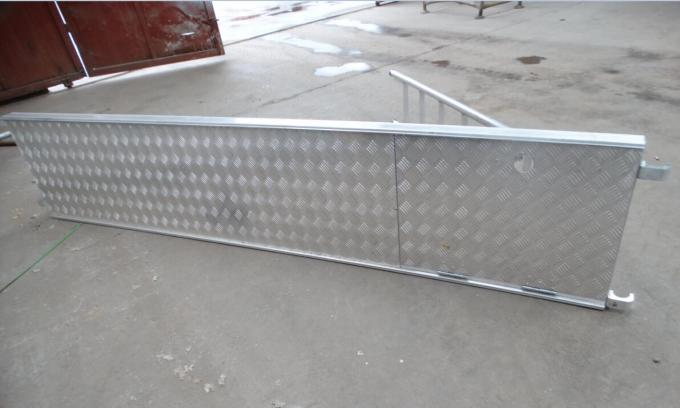 3070/ 2570/  2070 *610mm aluminum scaffold board plank and  platform