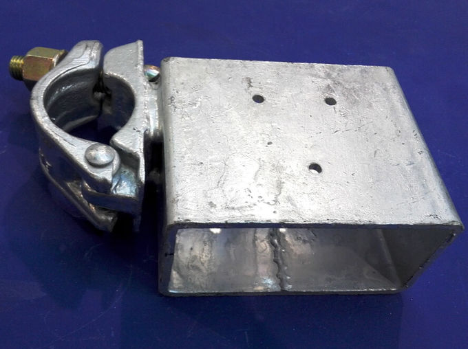 Board Retaining Square wedged Single Coupler scaffolding putlog welding